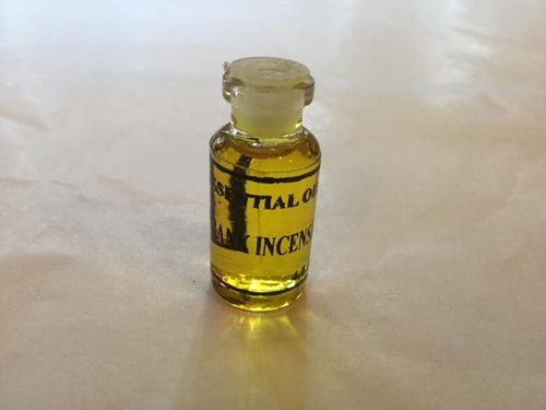 Frankincense Incense Burning Oil 4.5ml Bottle