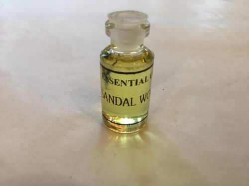Sandalwood Incense Burning Oil 4.5ml Bottle