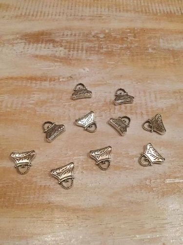 Handbag Charms x 10 A Pack