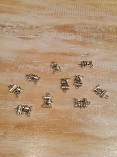 Mixer Charms x 10 A Pack